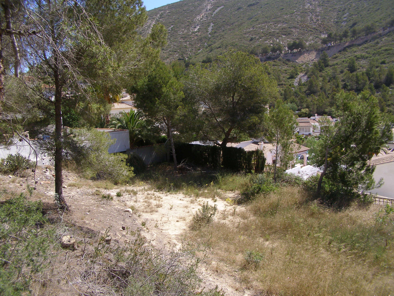 Terrain à vendre à Valle del Portet, Benitachell