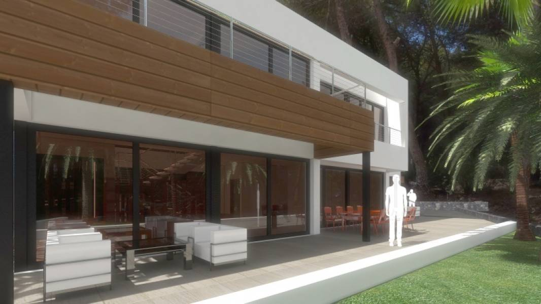 Villa de luxe à vendre