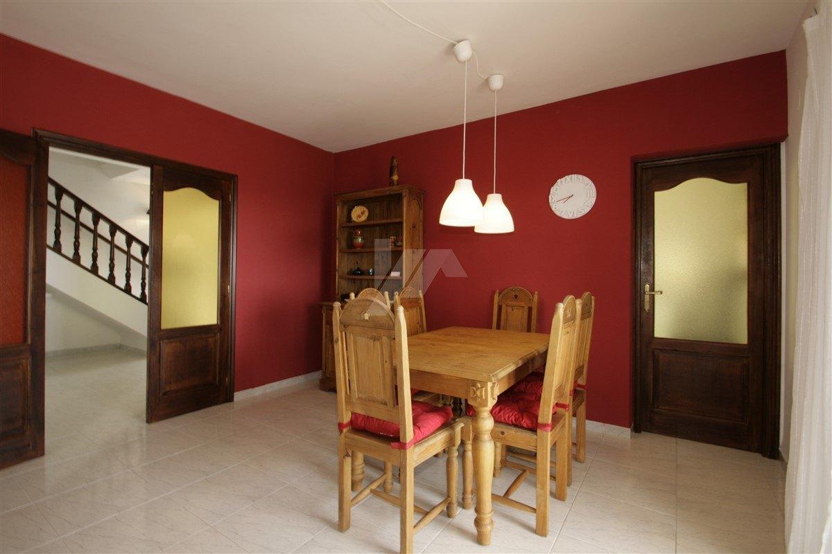 Villa à vendre à Moraira avec vue panoramique sur mer et montagne