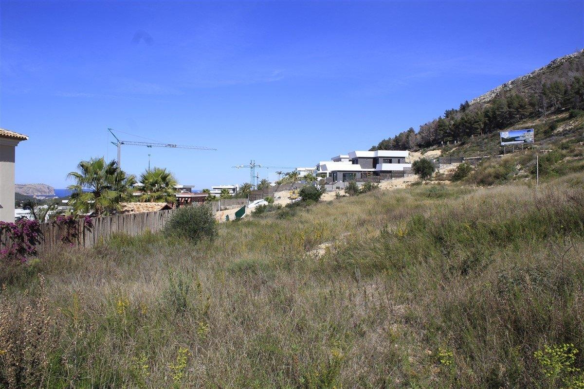 Parcelle a vendre Javea, Costa Blanca