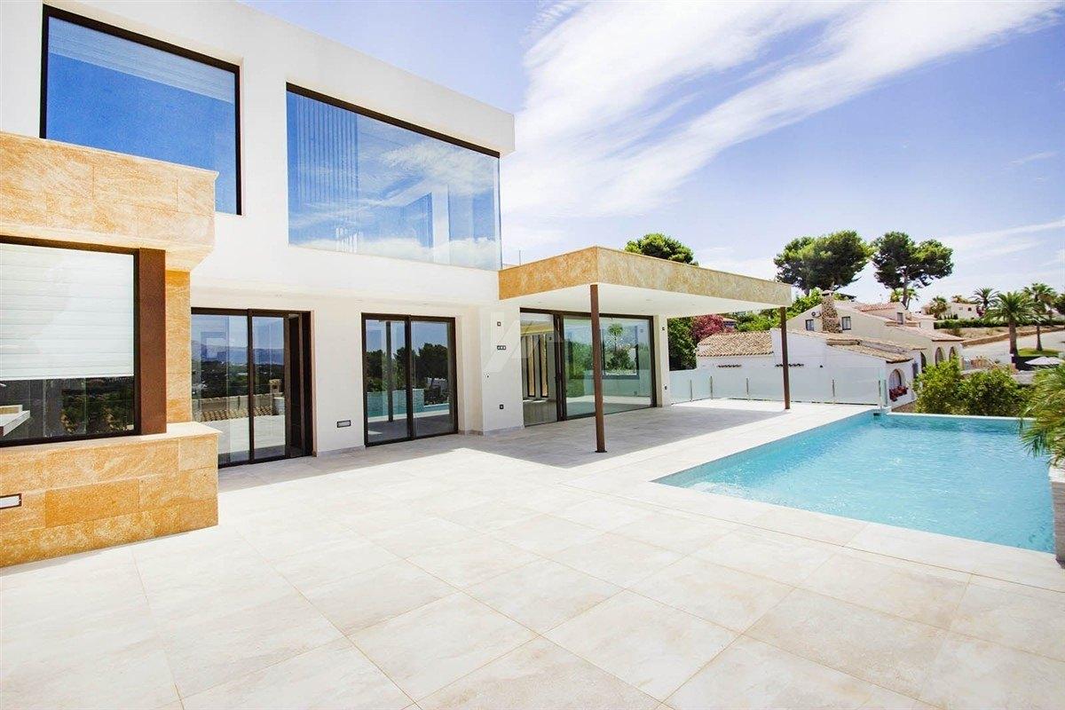 Villa de luxe à vendre à Moraira, Costa Blanca.