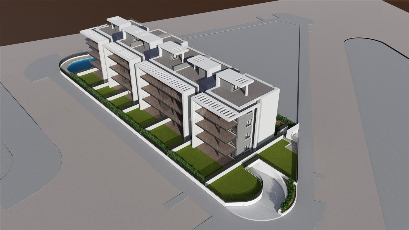 Nouvel appartement de construction à vendre à Javea, Costa Blanca.