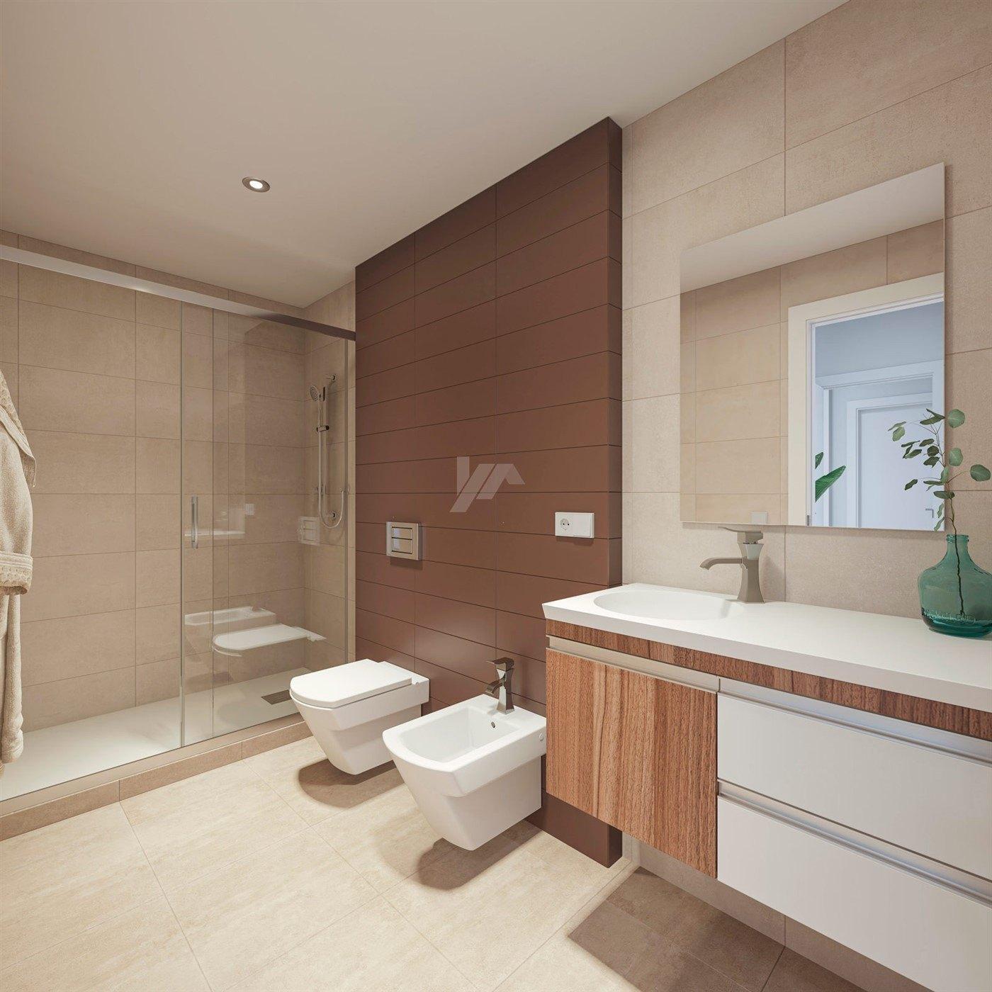 Nouvel appartement de construction à vendre à Moraira, Costa Blanca.