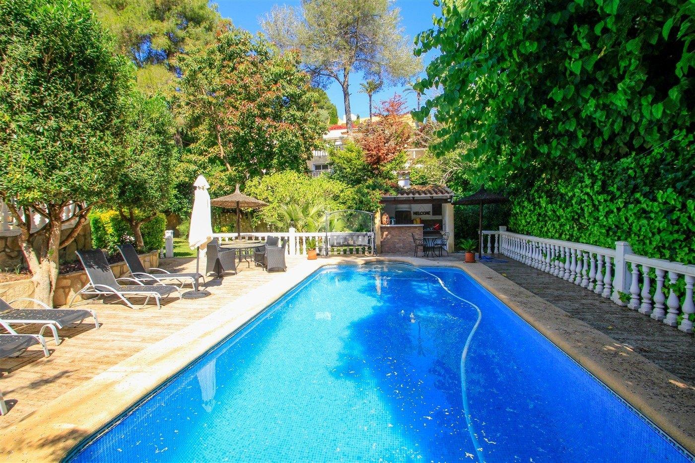 Villa à vendre à Javea, Costa Blanca.