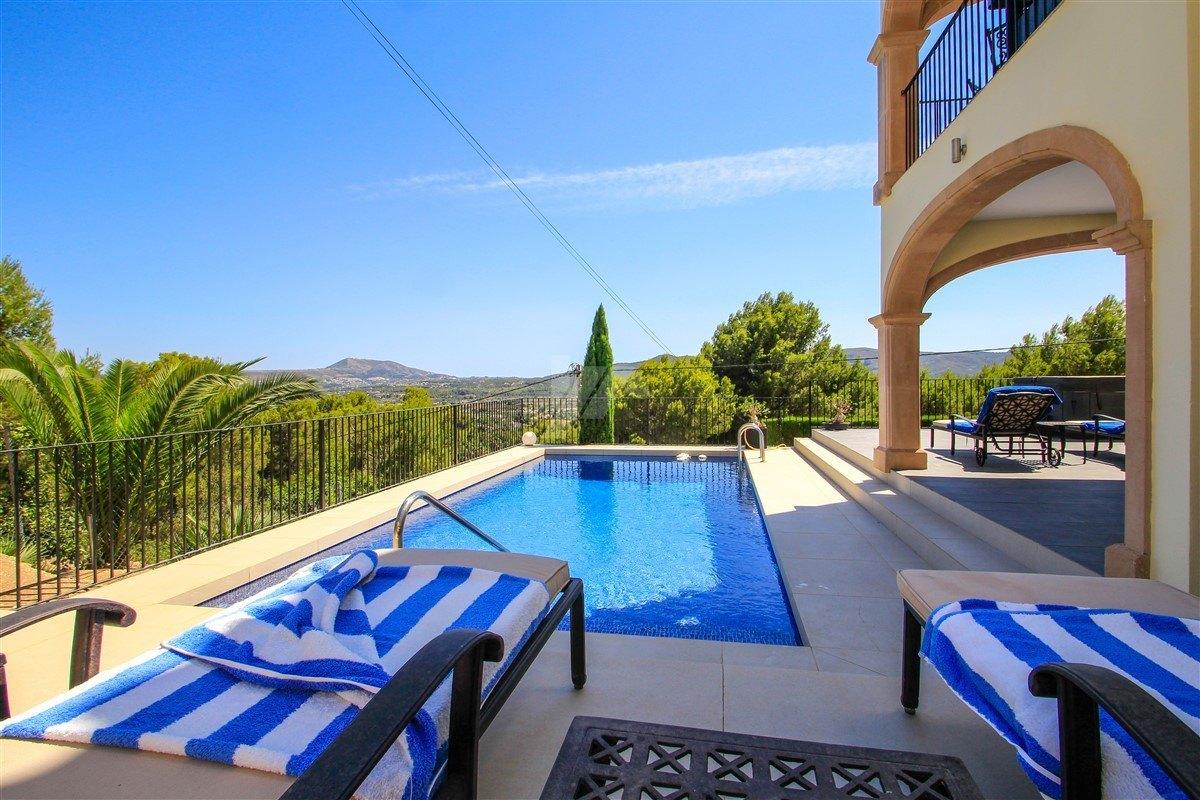 Villa immaculée à vendre à Javea, Costa Blanca.