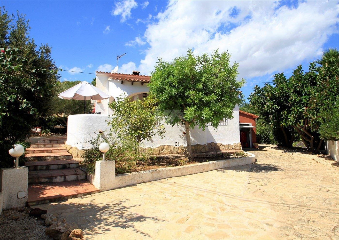 Villa inmaculée à vendre à Moraira, Costa Blanca