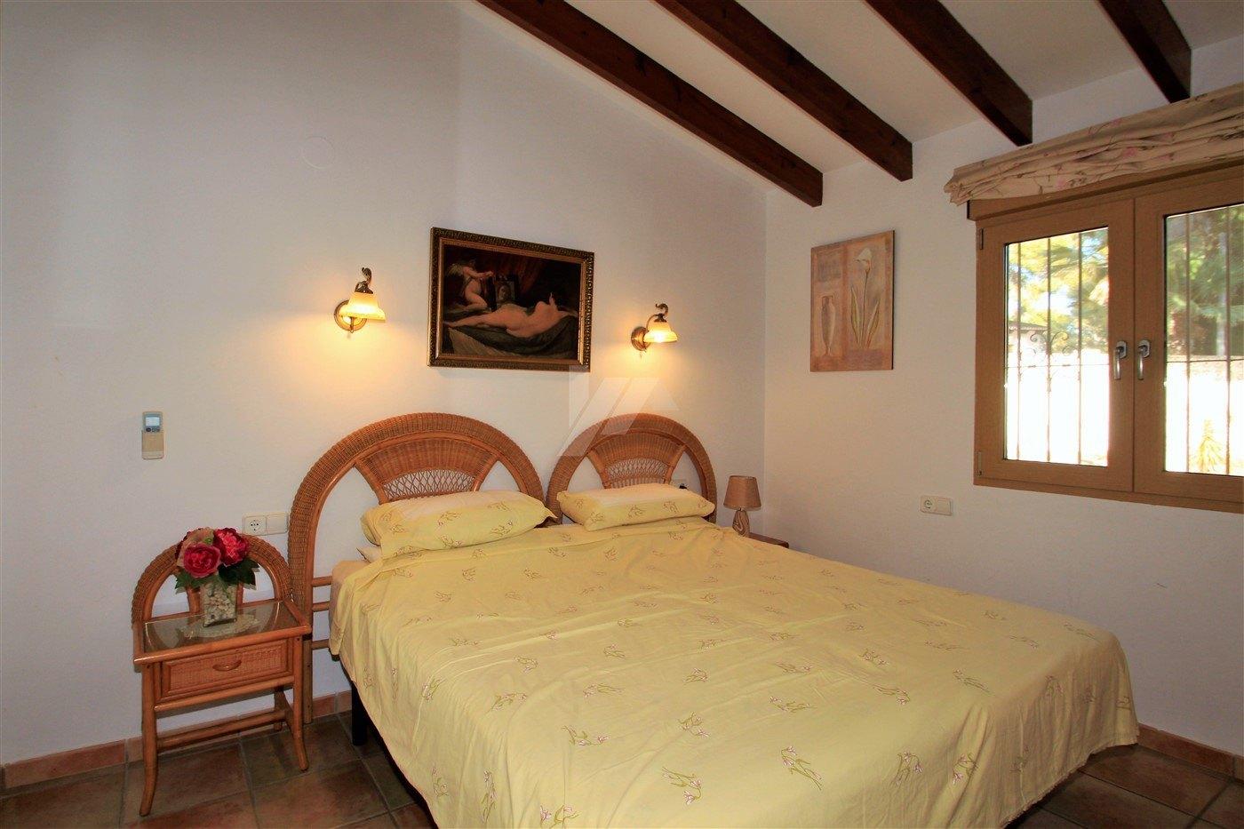 Villa immaculée à vendre à Moraira, Costa Blanca.