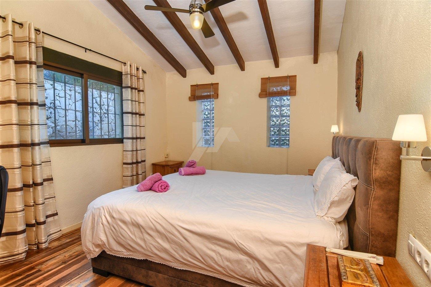 Villa à vendre à Moraira, à proximité du village, Costa Blanca.